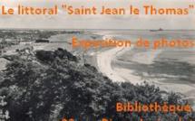 """Exposition : le littoral """"Saint Jean le Thomas"""""""