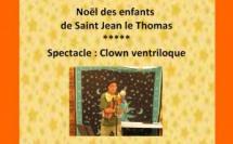 Noël 2019 des Enfants et des Ainés de Saint Jean le Thomas