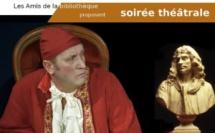 "Soirée théâtrale : ""Môssieu Jourdain on stage !"""